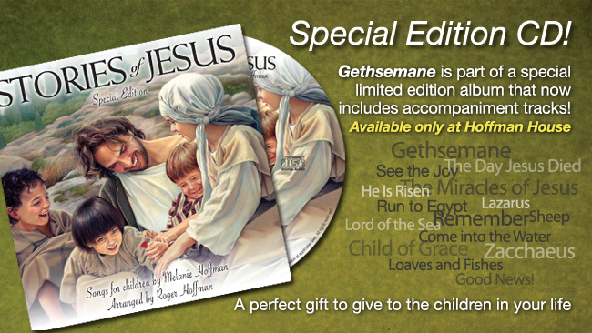 Stories of Jesus special edition CD